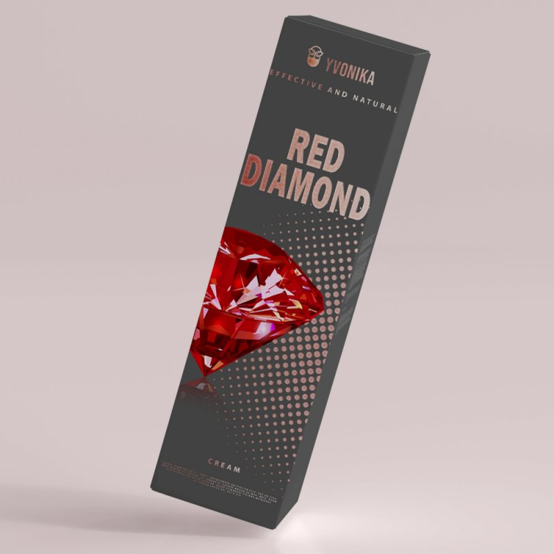 Buy Red Diamond serum (Red Daymond) from wrinkles and for rejuvenation of face skin