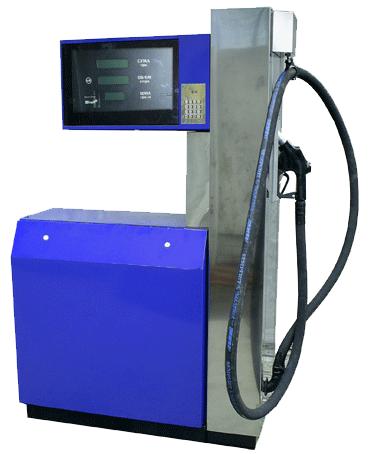 Топливо-Раздаточная Колонка   КЕД-50 -0,25-1-1ВК