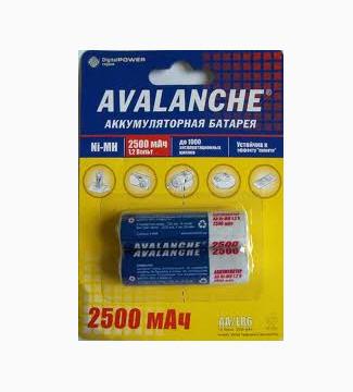 Купити Акумулятори Avalanche