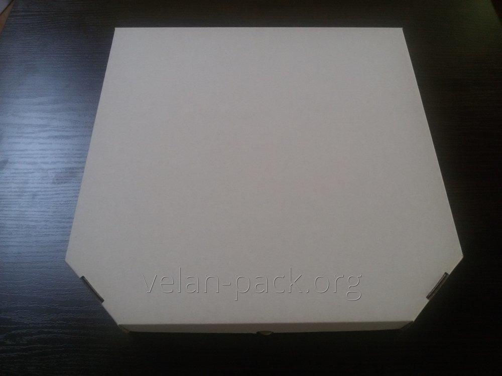 Коробки для ПИЦЦЫ (белого цвета) 300х300х30