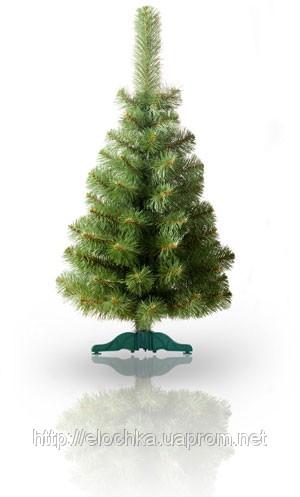 Искусственная елочка,настольная,сосна 55 см зеленая