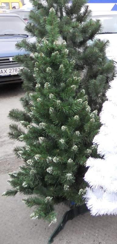 Искусственная ель,150 см .классическая новогодняя ёлка
