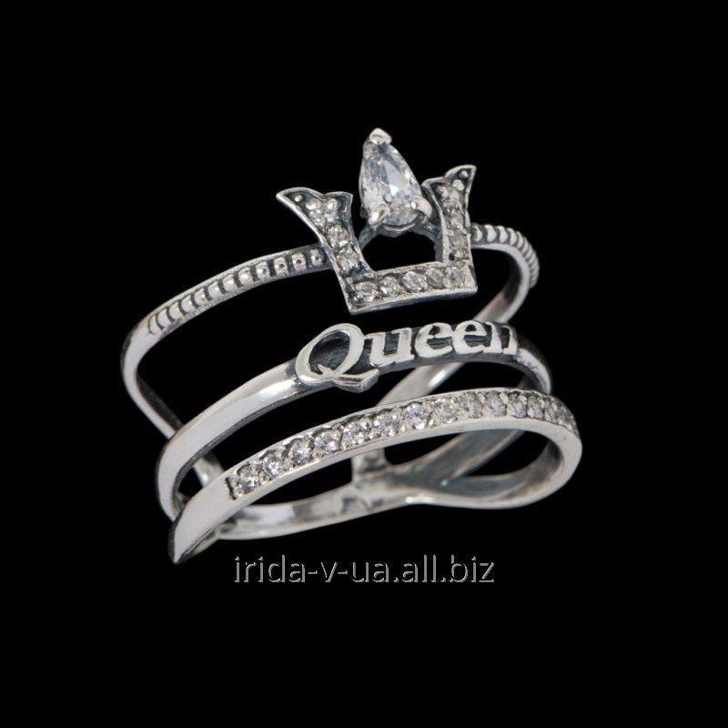 Кольцо Коронка
