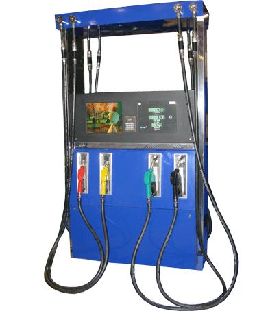 Топливо-Раздаточные Колонки Шельф 300-3М