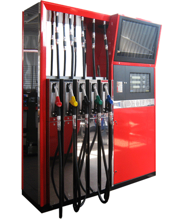 Топливо-Раздаточные Колонки Шельф 300-5S