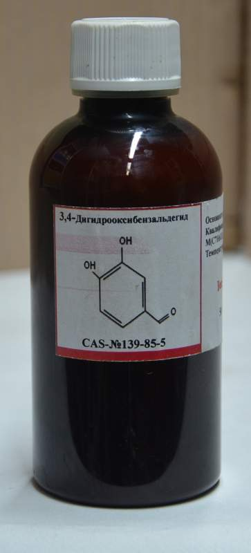 Buy 3,4-Dihydrooxybenzaldehyde of 99% Protocatechuic aldehyde