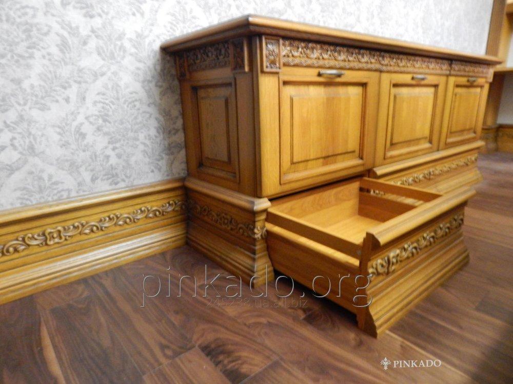 Мебель из натурального дуба
