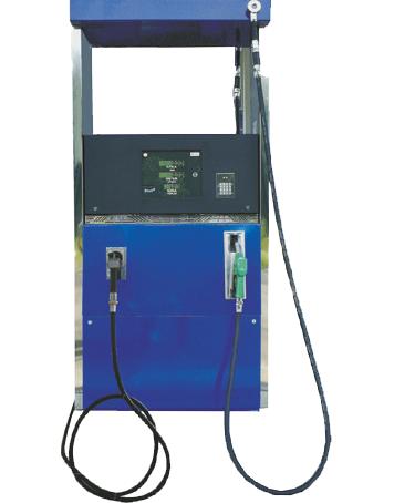 Комбинированные топливо-раздаточные колонки (ТРК) бензин+пропан ШЕЛЬФ 300-1 LPG для измерения объёма топлива (бензин, керосин и дизтопливо) вязкостью от 0,55 до 40 мм.кв/с (от 0,55 до 40 сСт), вычисления стоимости выданной дозы