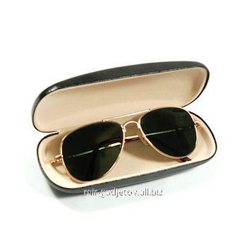 Шпионские стильные солнцезащитные очки с каплеобразными стёклами с зеркалом заднего вида - всегда знайте что происходит позади Вас , мод. SRV-02