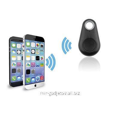 Поисковый Bluetooth маячок-брелок для поиска вещей, совместимый с Android и Iphone 4/5, 5C, 5S смартфонами , модель ITAG