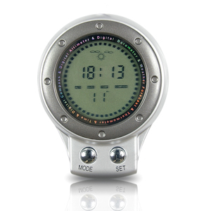 Многофункциональный 6 в 1 портативный электронный компас с функциями барометра, высотомера, термометра, индикатора погоды и часов , мод. ABC-6in1