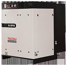 Купить Винтовой воздушный маслозаполненный компрессор с ременным приводом Tecom