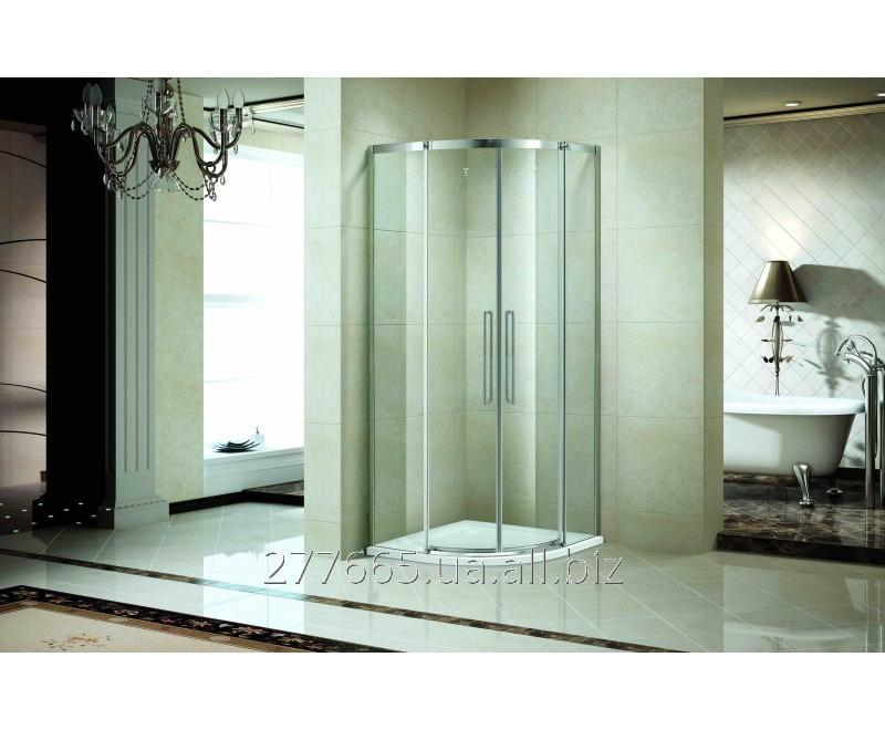 Shower cabin of Vento semicircle (89-91) x (89-91) x195 buy in Lvov