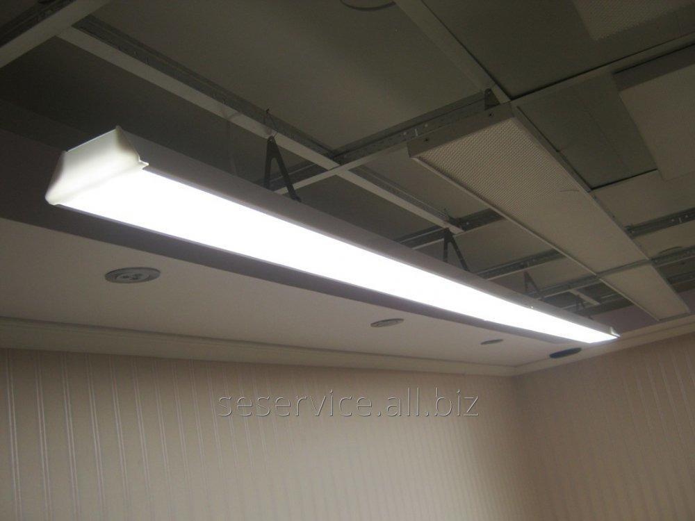 Магистральные светодиодные светильники