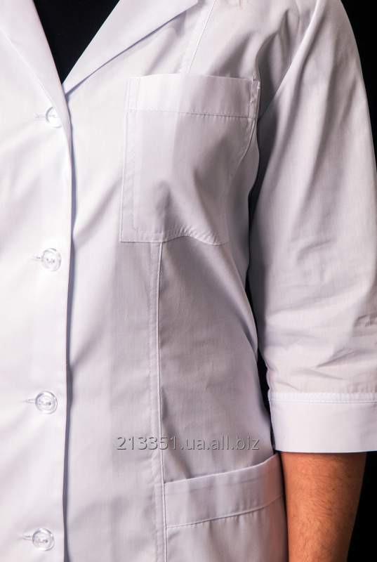Купить Медицинский халат Класика Универсал ,сорочечная