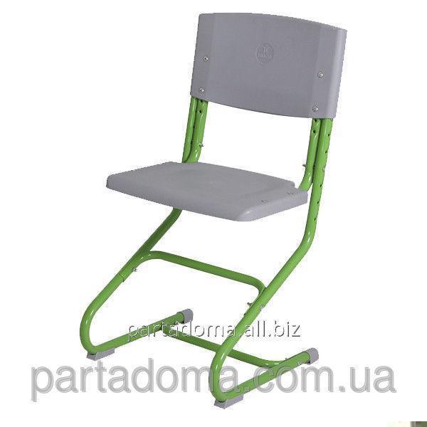 Купить Растущий эргономический стул Дэми СУТ.01 зелёный