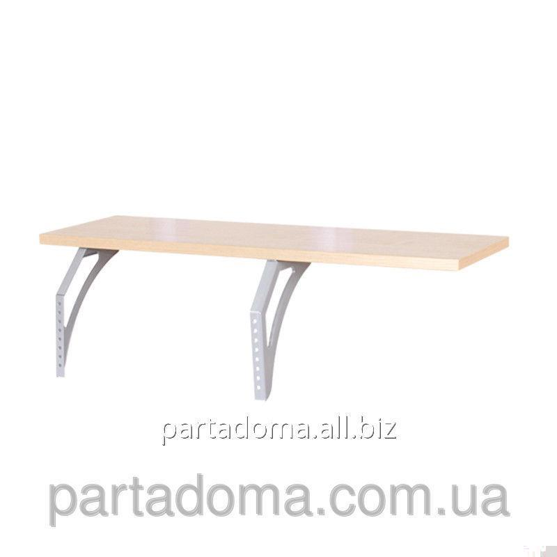Buy The shelf hinged lateral SUT.14.230 a maple / gray to Demy's school desks of SUT.14/15/17