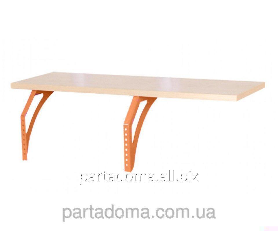 Buy The shelf hinged lateral SUT.14.230 a maple / orange to Demy's school desks of SUT.14/15/17