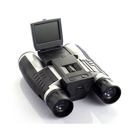 Электронный цифровой бинокль 12х32 с камерой и записью на карту памяти до 32 Gb c разрешением Full HD 1080P (модель ZH806)