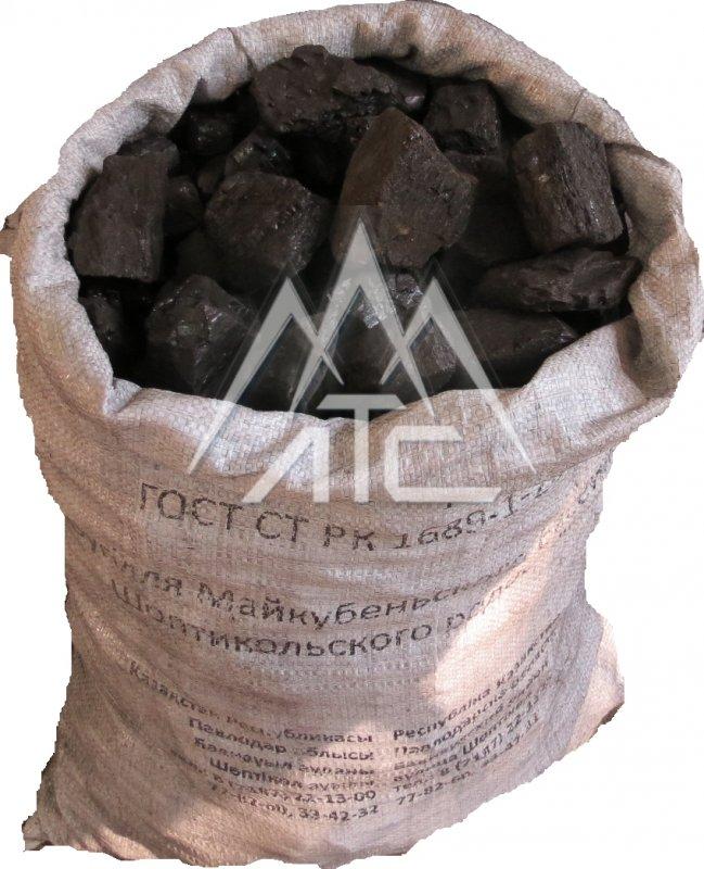 Buy Coal profiled 13-100 mm (Kazakh)