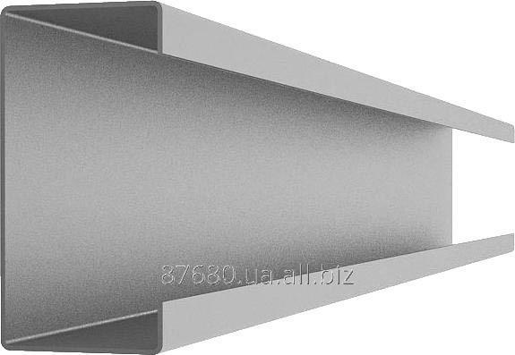 Buy S-profile 80kh40kh15mm h2,0mm/Art. 1-3PS/KP