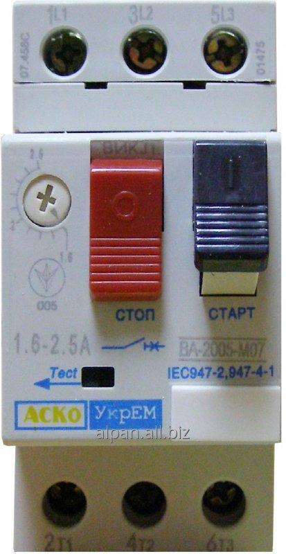 Выключатель автоматический ВА-2005 3р