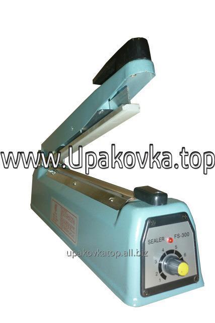 Купить Настольный запайщик пакетов FS-300 импульсного нагрева