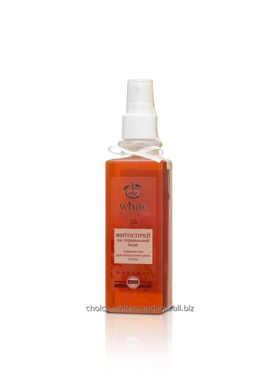 Buy Phytospray on thermal water of the Thermal Water series natural moistening of White mandarin