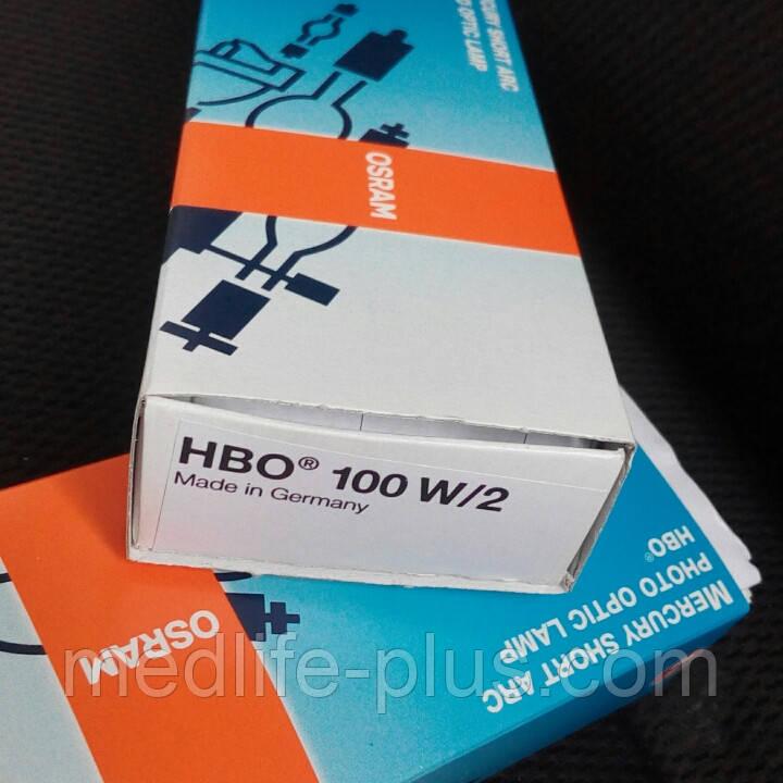 Olympus BH2 Microscope HBO 100 Fluorescence Illuminator Arc Lamp