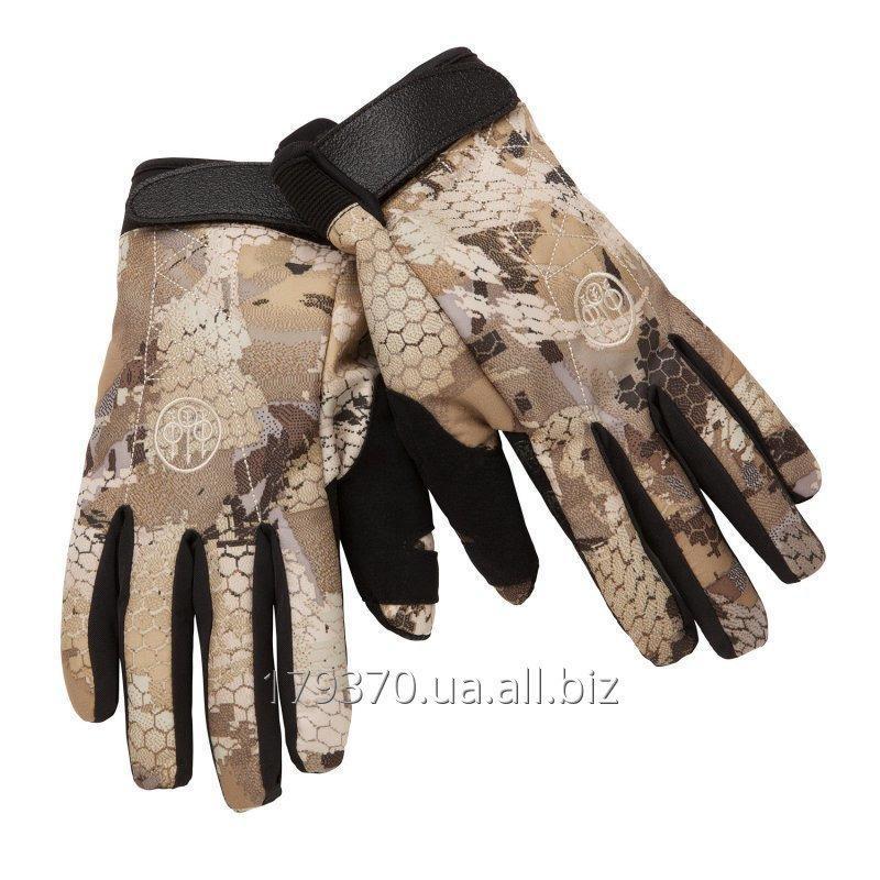 Перчатки охотничьи демисезонные Beretta Xtreme Ducker Windstopper® Soft Shell Gloves