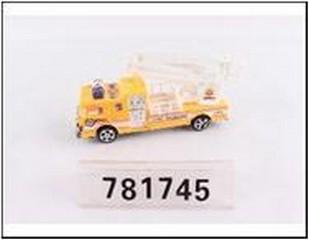 Игрушка пластмассовая, модель CJ-0781745
