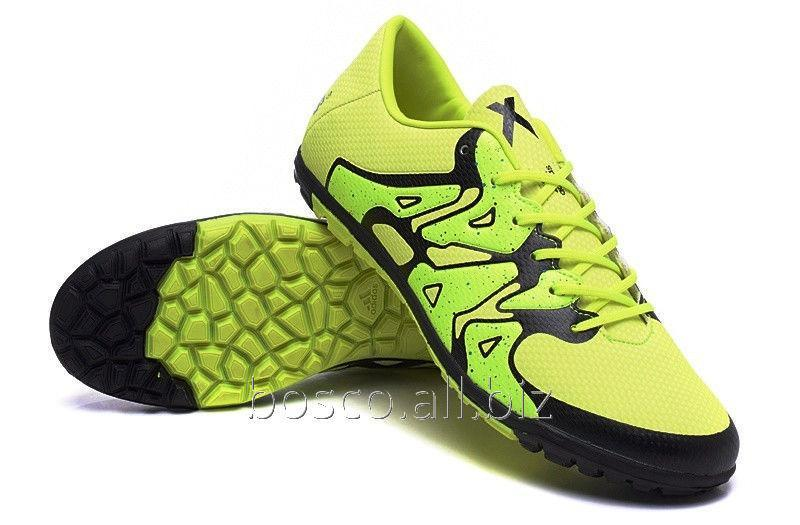 low priced a40e7 7cc60 Football centipedes of adidas X 15.3 TF Solar Yellow/Solar Yellow/Core Black