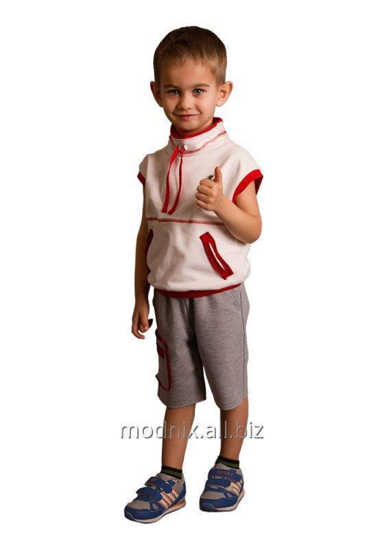 Шорты спортивные до колена для мальчика Т-22