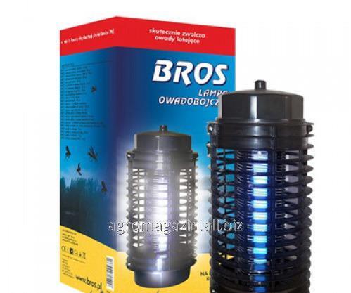 Инсектицидная лампа, bros 1 шт.