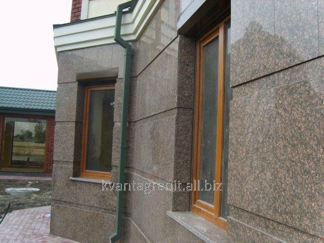 Плитка полированная длина 600 мм, ширина 600 мм, высота от 20 до 50 мм, Васильевка