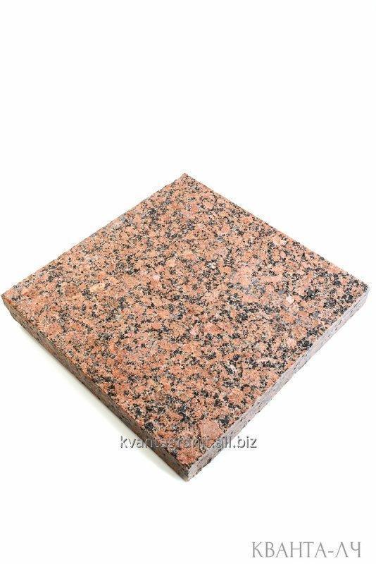 Купить Плитка полированная длина 600 мм, ширина 600 мм, высота от 20 до 50 мм, Межеричка