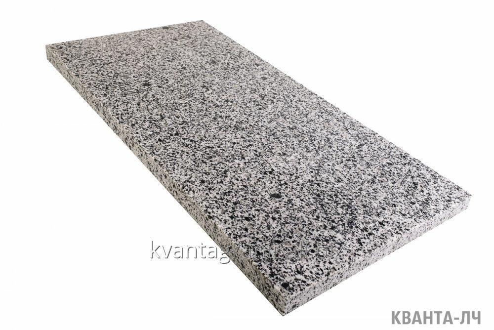 Купить Плитка полированная длина 600 мм, ширина 300 мм, высота от 20 до 50 мм, Покостовка