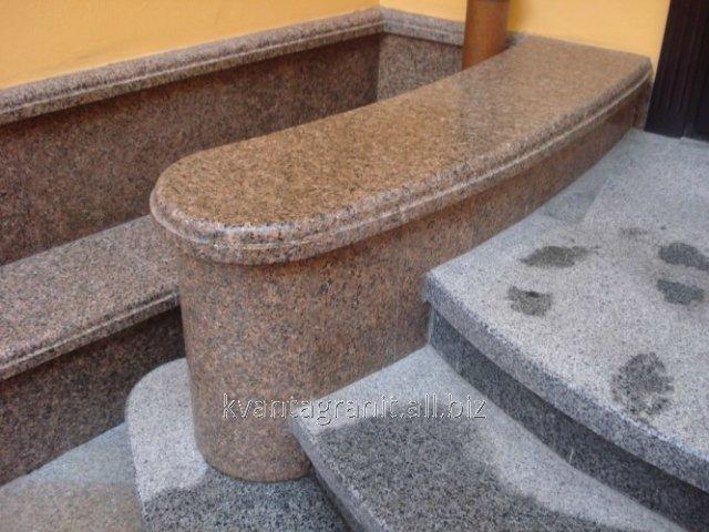 Купить Плитка полированная длина 600 мм, ширина 300 мм, высота от 20 до 50 мм, Човнова