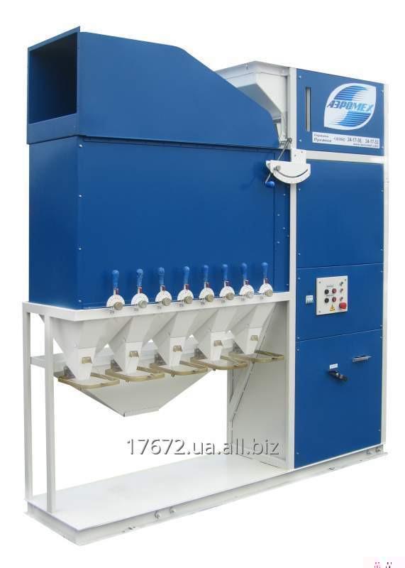 Aero separador dinâmico CAD-10