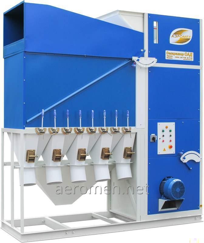 Aero dynamischen Separator CAD-30