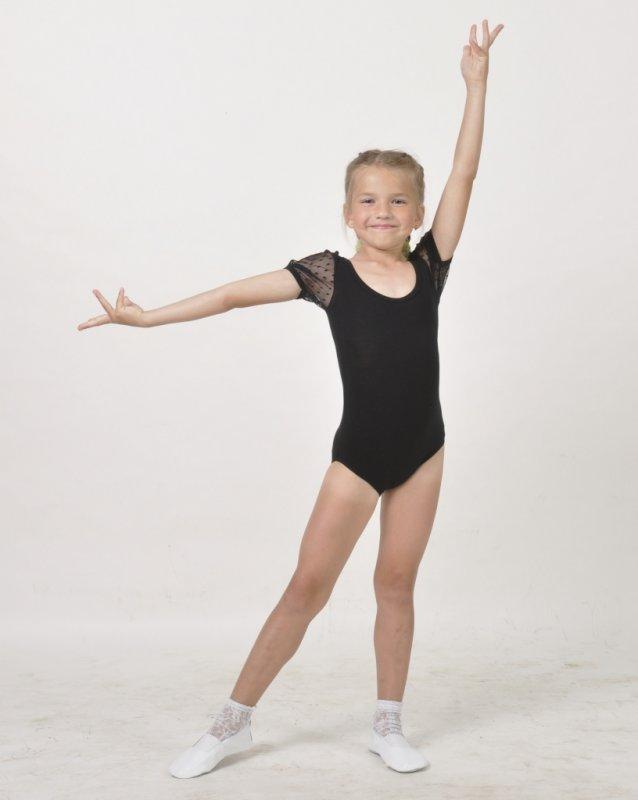 Трико гимнастическое Т1109