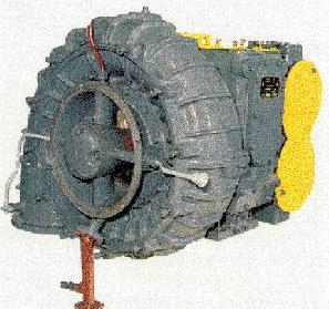 Купить Турбокомпрессор левый, ТК34-Н04092