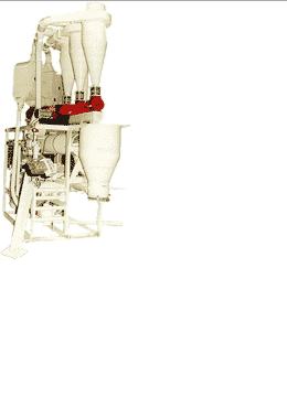 Модуль подготовки зерна Р6-МПЗ-15