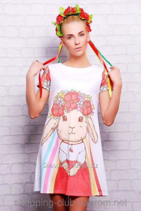 Зайка платье Тая-3 к/р