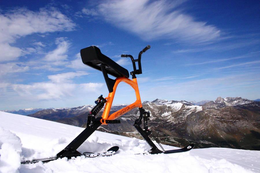 Купити Snowbike (Сноубайк)