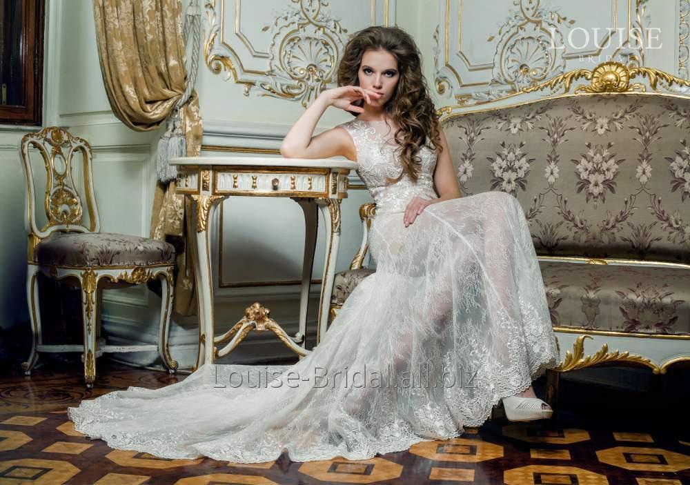 Платье свадебное Вдохновленные любовью Neftis