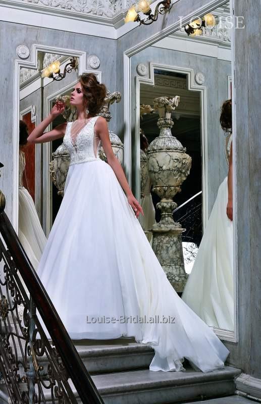 Платье свадебное Вдохновленные любовью Zahra