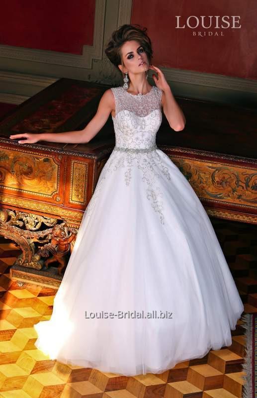 Платье свадебное Вдохновленные любовью Yulianna