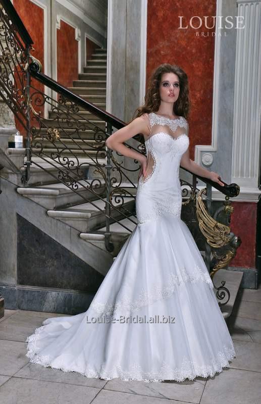 Платье свадебное Вдохновленные любовью Vivienne