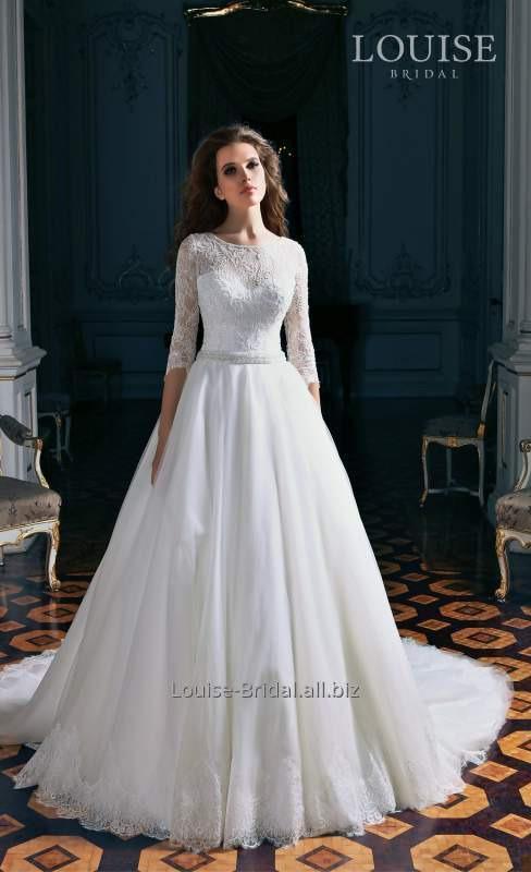 Платье свадебное Вдохновленные любовью Taiz